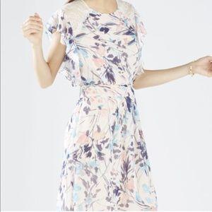 BCBGMaxAzria Floral Blossom Dress